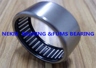Steel / Brass Cage Drawn Cup Needle Roller Bearings With Seal HK3518 RS/2RS(bearing inner ring)